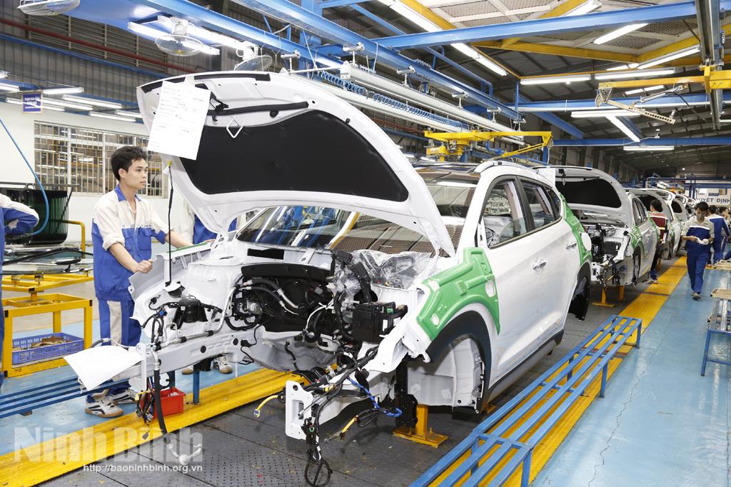 Công ty cổ phần Tập đoàn Thành Công và chiến lược đầu tư tại Ninh Bình