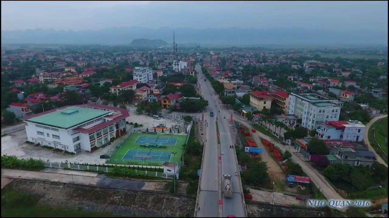 Quyết định phê duyệt nhiệm vụ Quy hoạch xây dựng vùng huyện Nho Quan đến năm 2030, tầm nhìn đến năm 2050